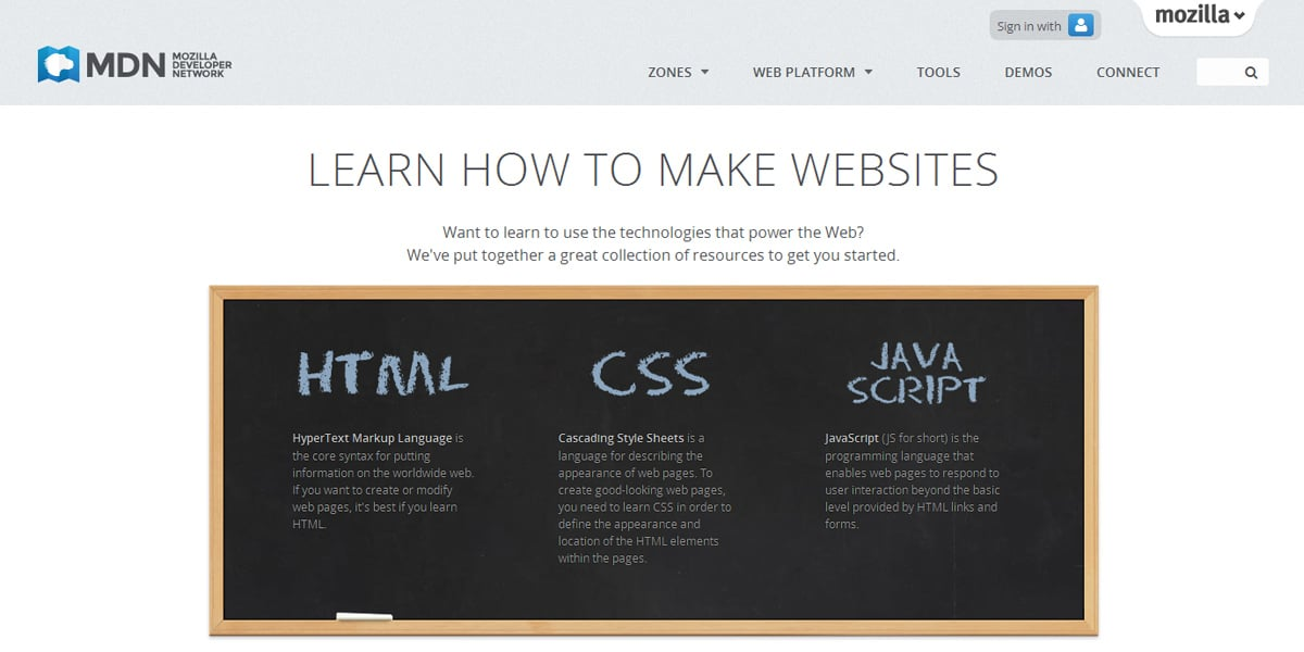 Learn How to Make Websites
