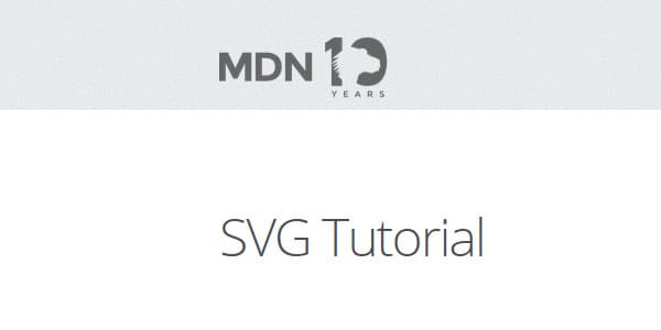 SVG Tutorial