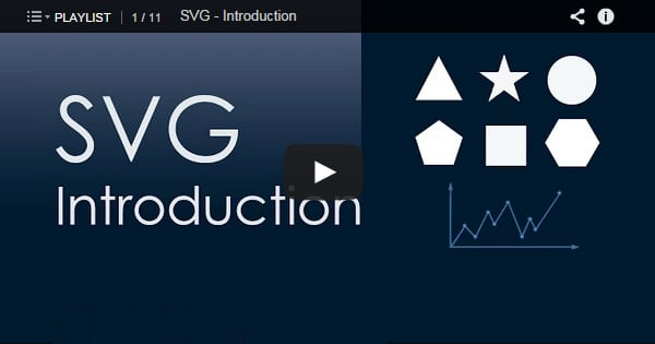 SVG Tutorials