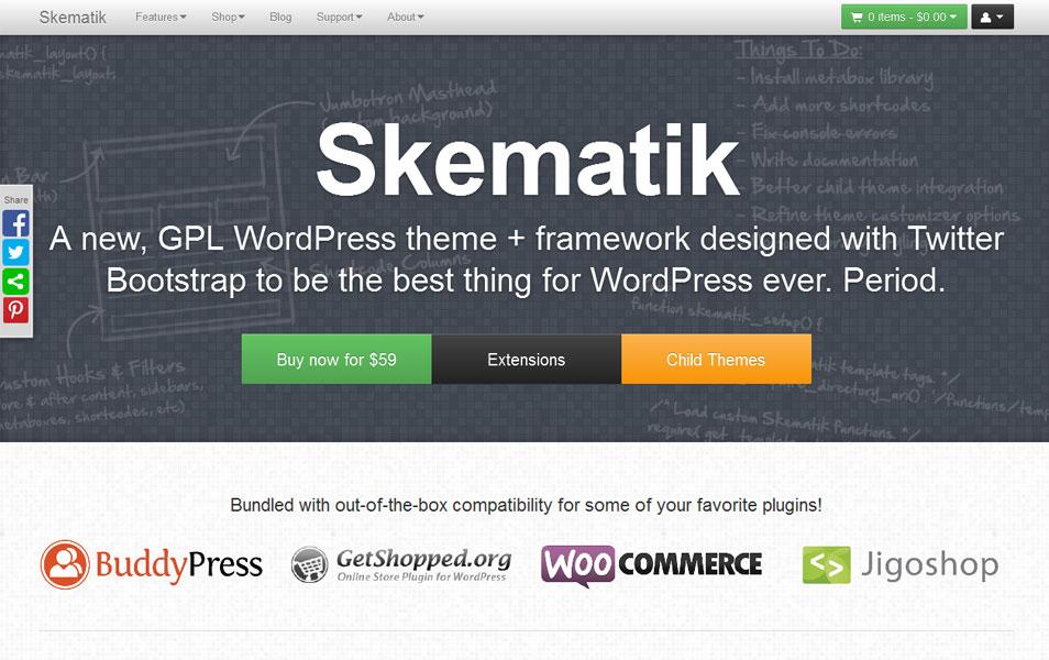 Skematik Theme Framework