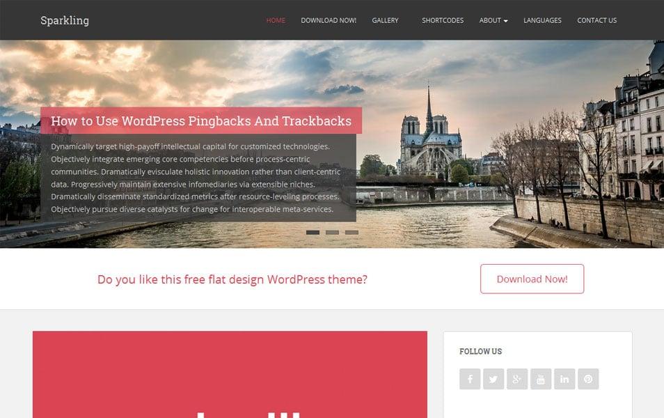 100+ Free Photography WordPress Themes 2018 » CSS Author