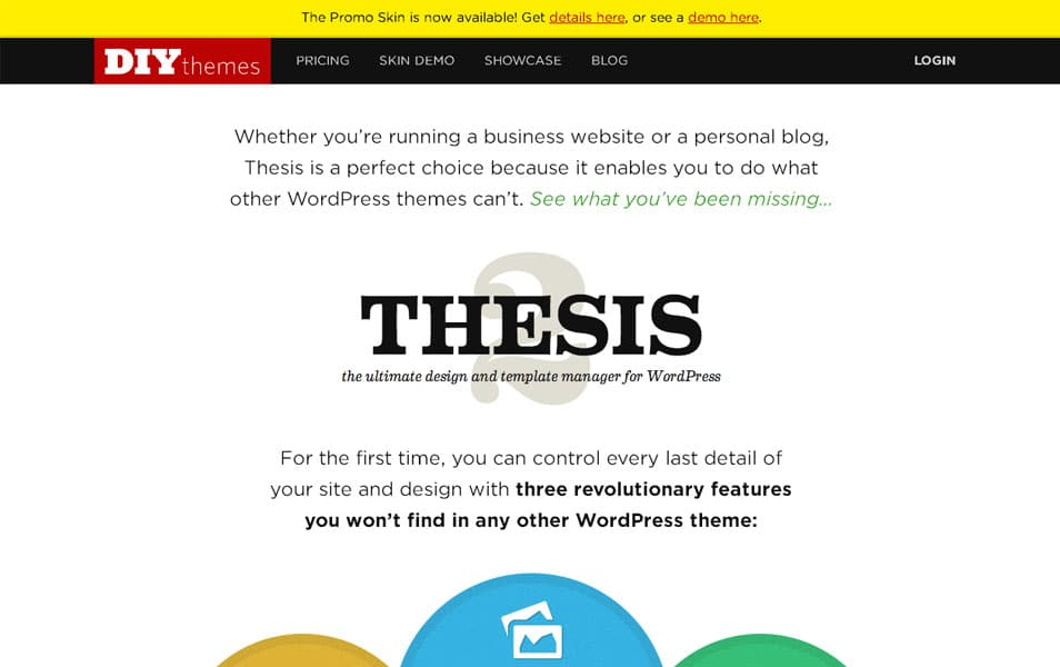 buy thesis wordpress theme Thesis theme review: i didn't buy thesis theme to learn cool stuff and be a professional web this is the honest review of thesis wordpress theme.