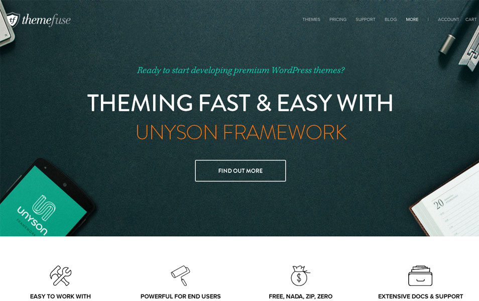 Unyson Framework