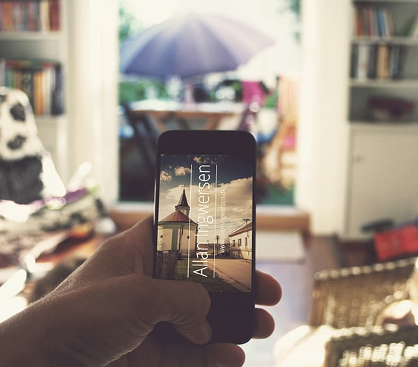 iPhone Photography MockUps
