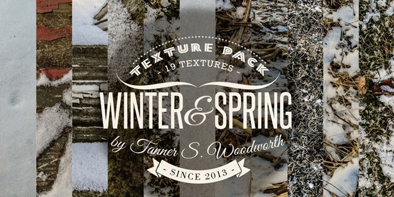 winterearly-spring-texture-pack