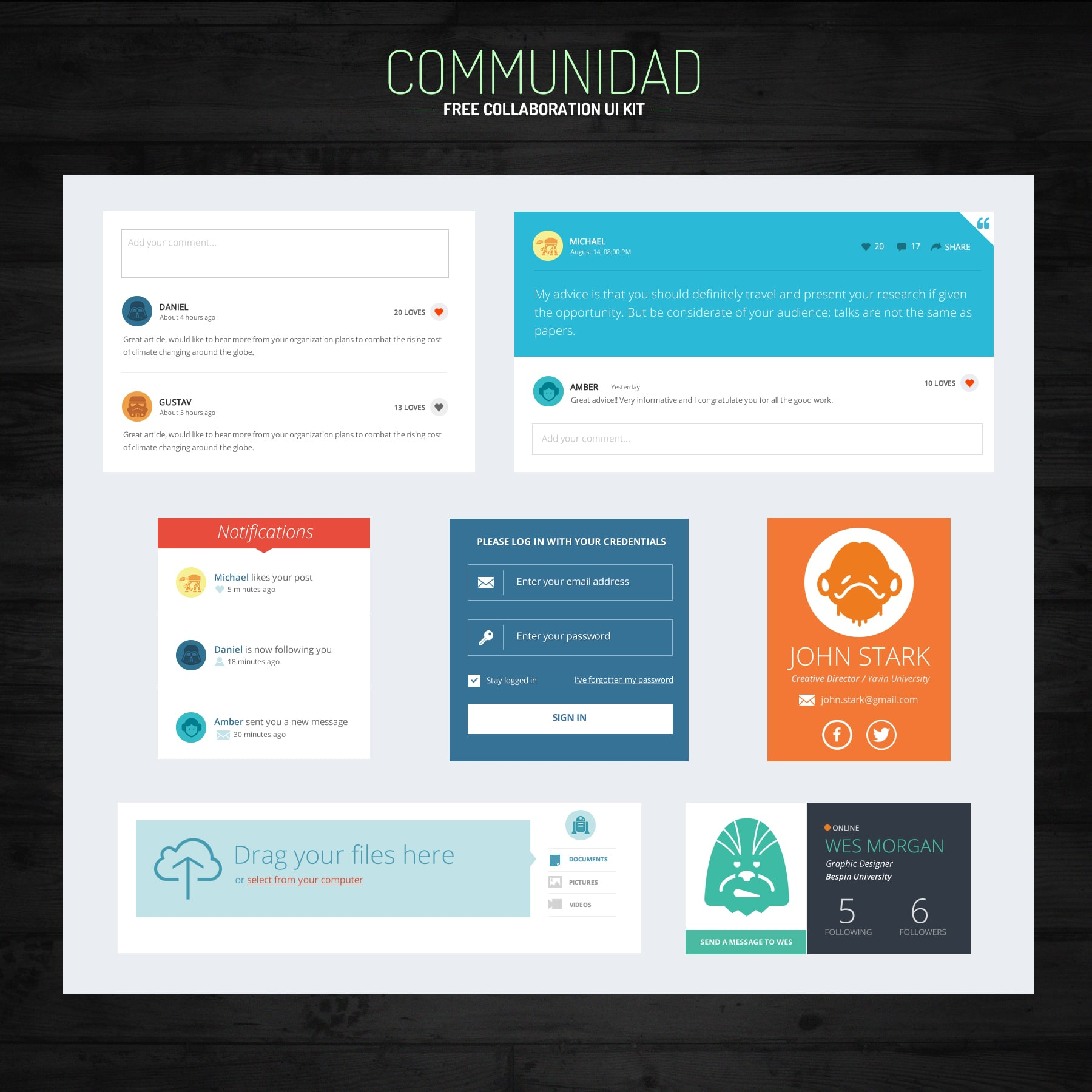Communidad UI Kit