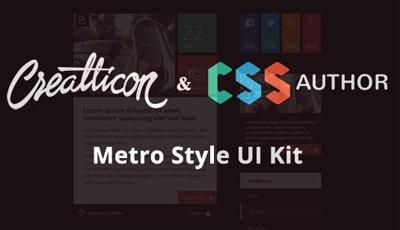 Creatticon-UI-Kit-PSD