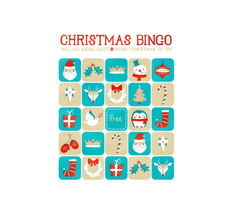 Free Christmas Printable Icons