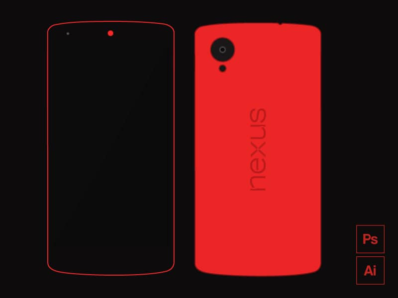 Free Nexus 5 Red Edition