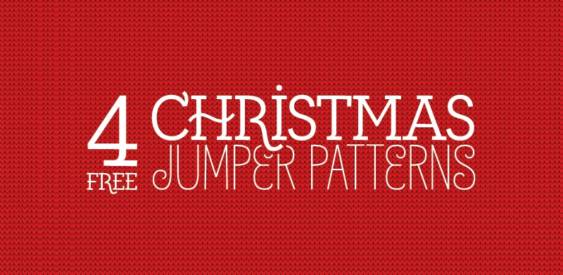 Free Seamless Knitted Christmas Jumper Patterns