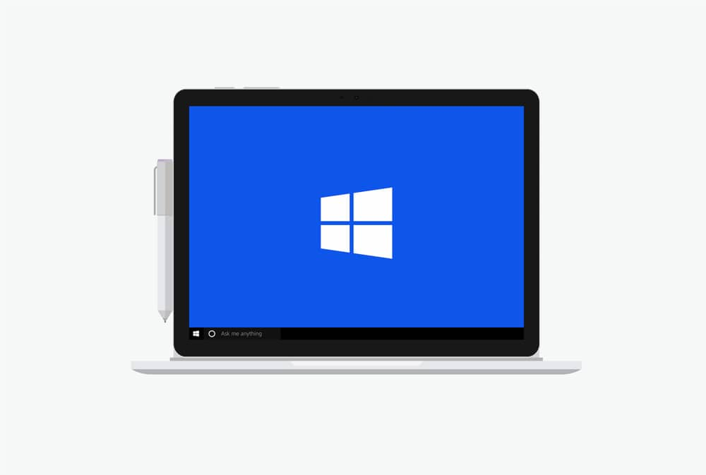 Microsoft Surface Book Mockup