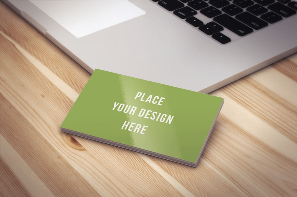 Free Business Card Mock-UP PSD