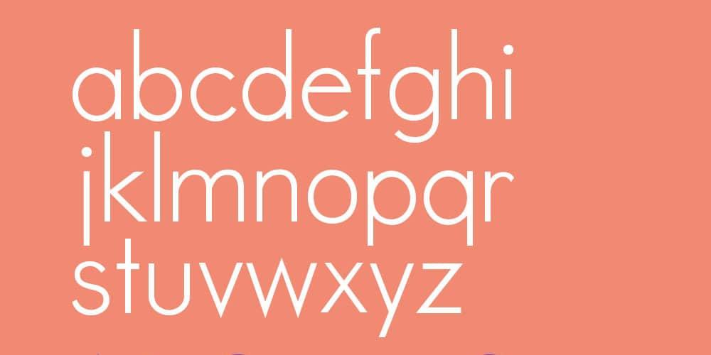 Paneuropa Neue Free Font