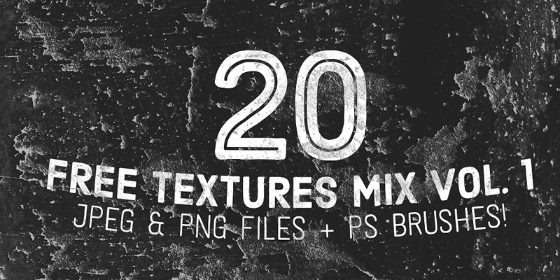 20 Free Textures