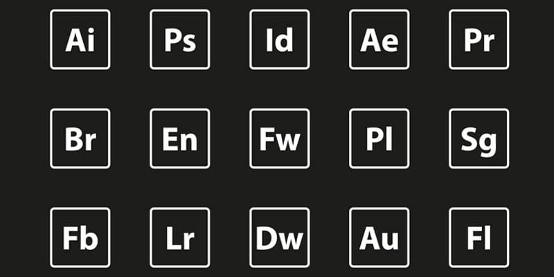 Adobe-Icons
