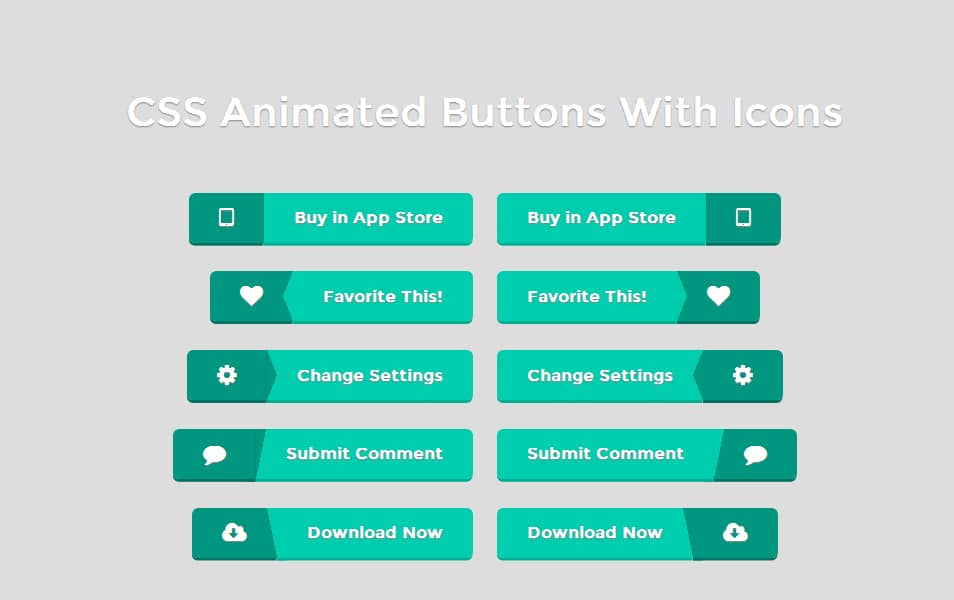 250 Jquery Amp Css3 Hover Effects Plugins Amp Tutorials
