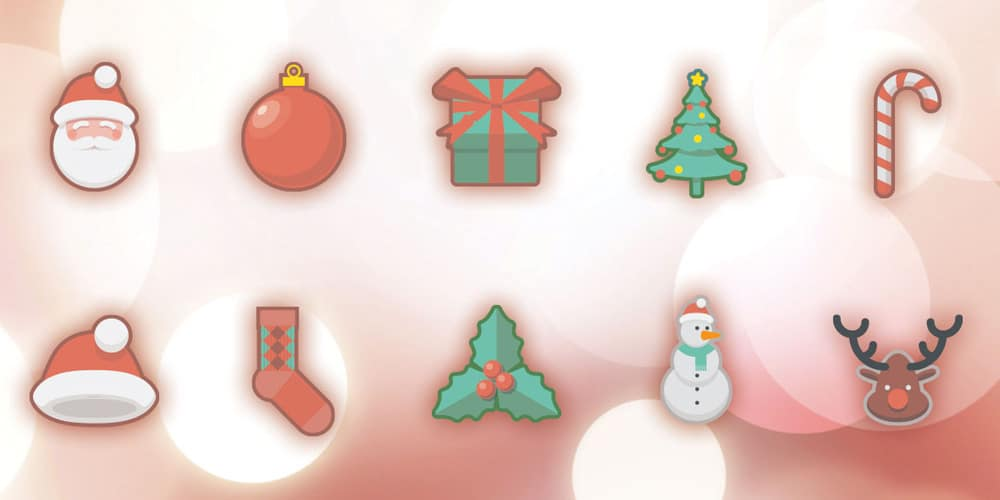 Christmas Holidays Free Icons