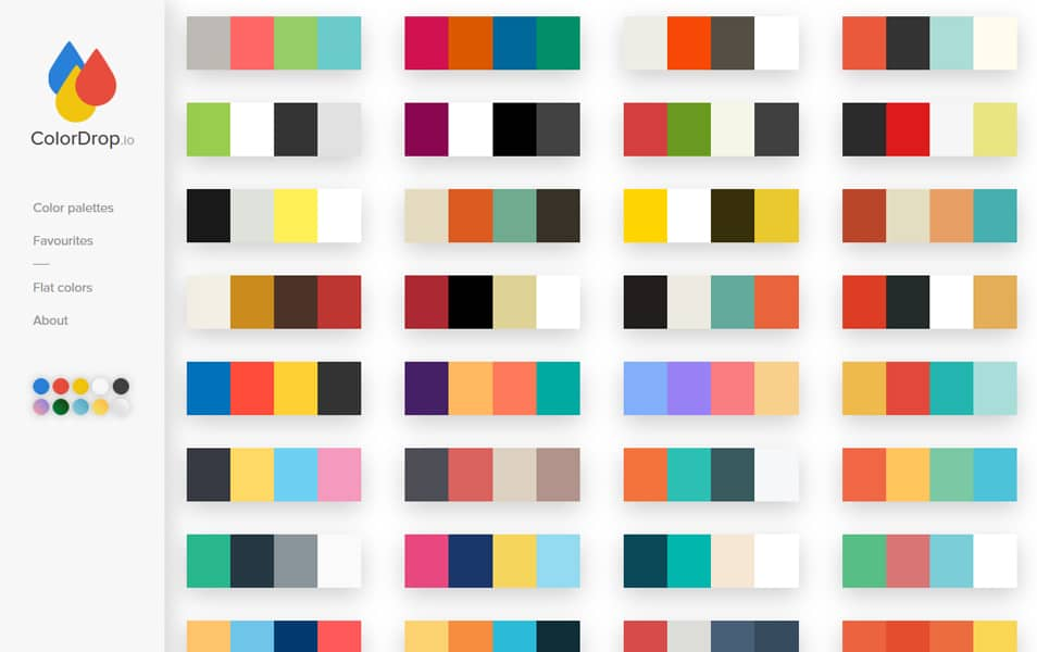 Great Colour Combinations The Best 5 Sites To Generate