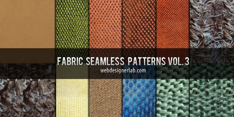 Fabric Seamless Textures