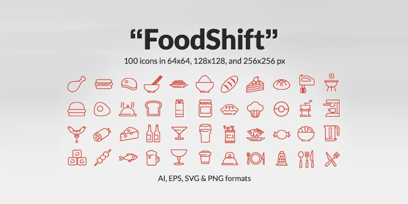 FoodShift-Icons
