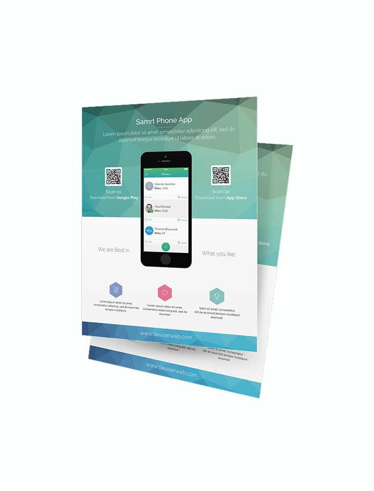 Free-App-Promotion-Flyer-Templates-PSD