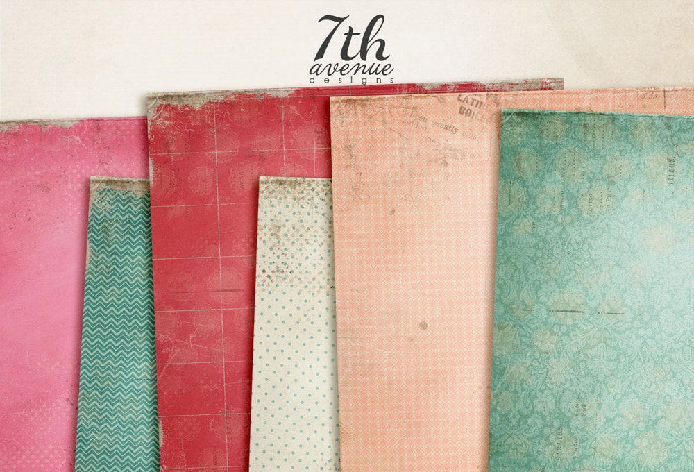 Free Digtial Paper Textures
