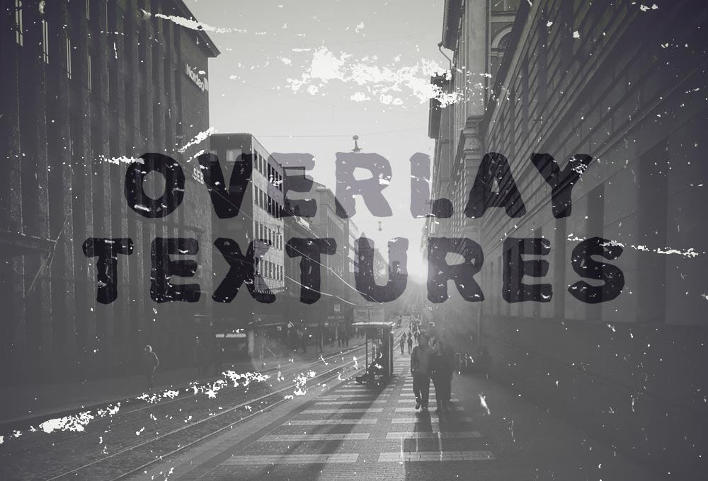 Free Dust & Dirt Overlay Textures