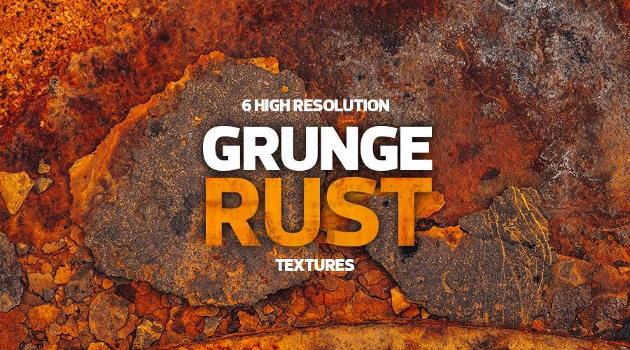 Free Grunge Rust Textures
