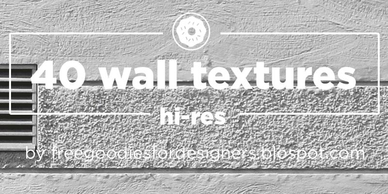 Free Hi-res Wall Textures