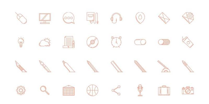 Free Icon Set 2015