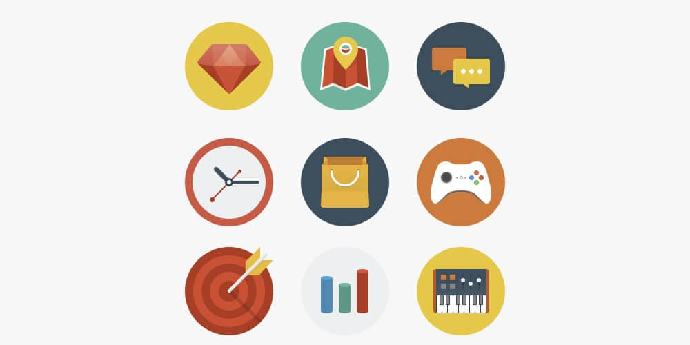Free Icons Bundle
