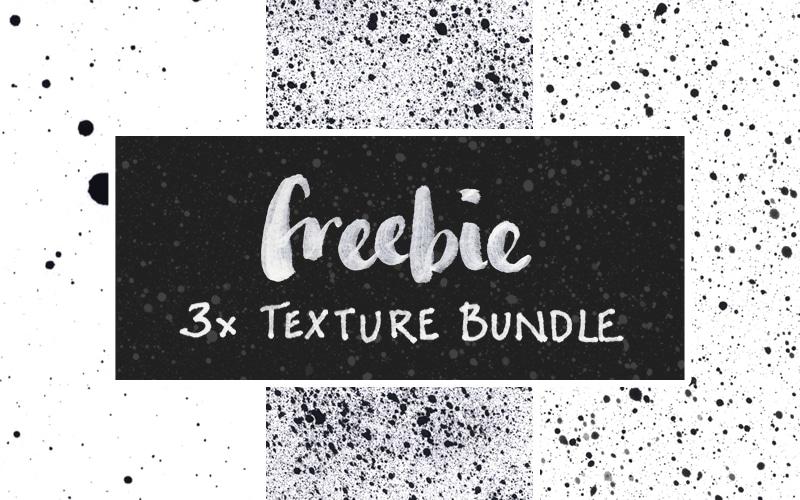 Free Ink Splatter Textures