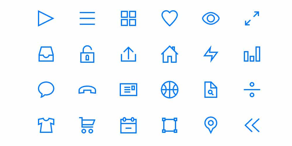 Free Lightly Icons