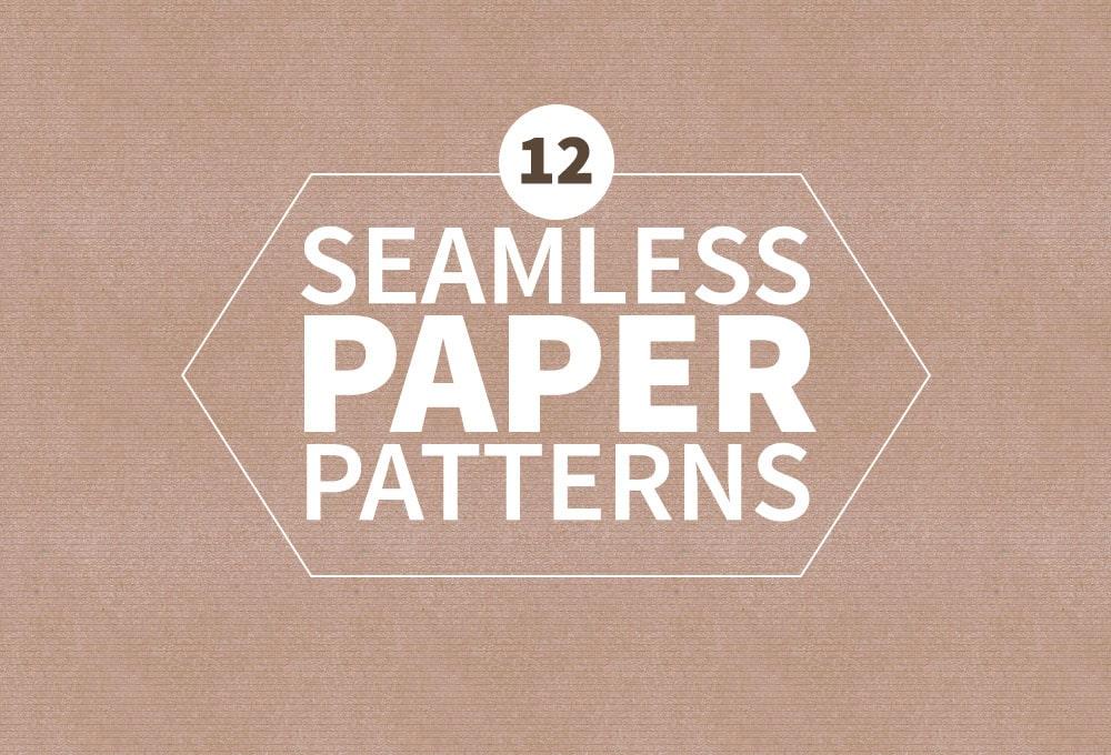 Free Seamless Paper Patterns
