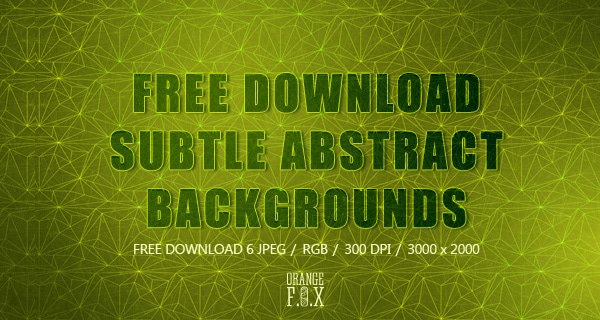 Free Subtle Abstract Backgrounds
