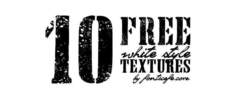 Free White Style Textures