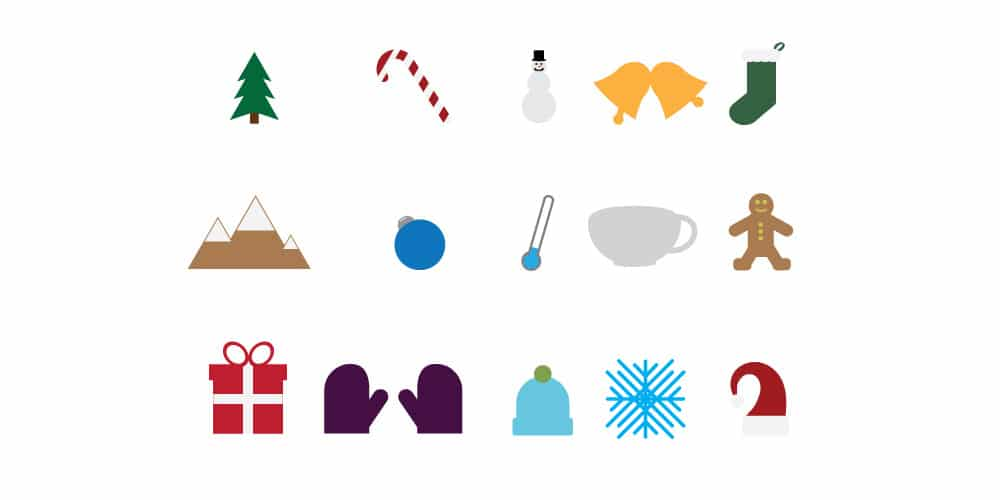 Free Winter Icons