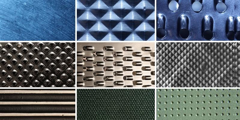 Metal Surface Textures