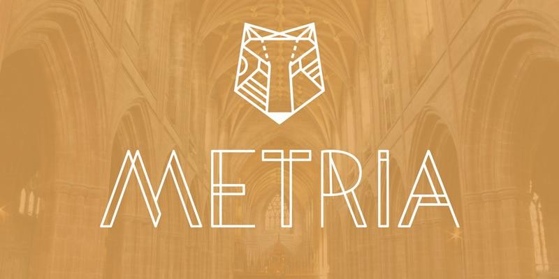 Metria Free Display Font