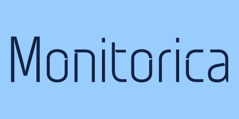 Monitorica Free Font