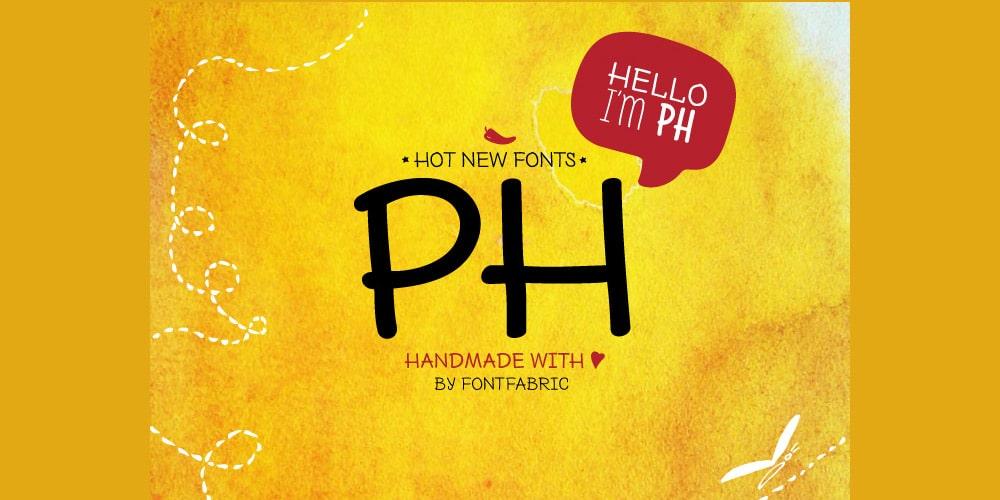 ph-free-font
