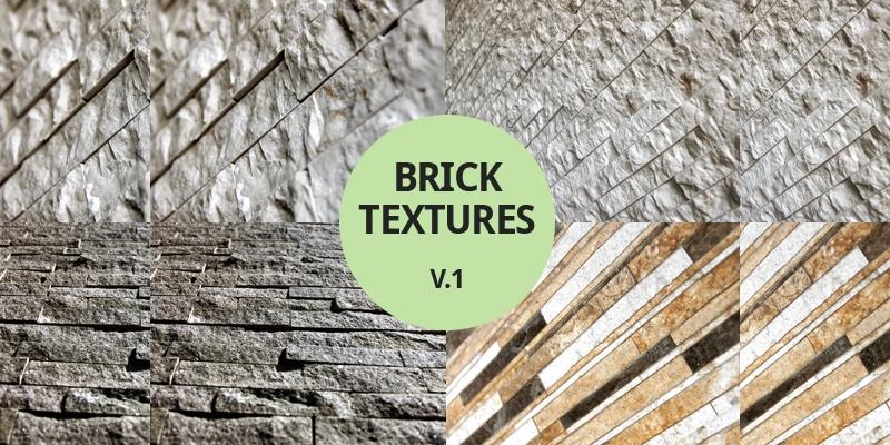 Perspective Brick Textures