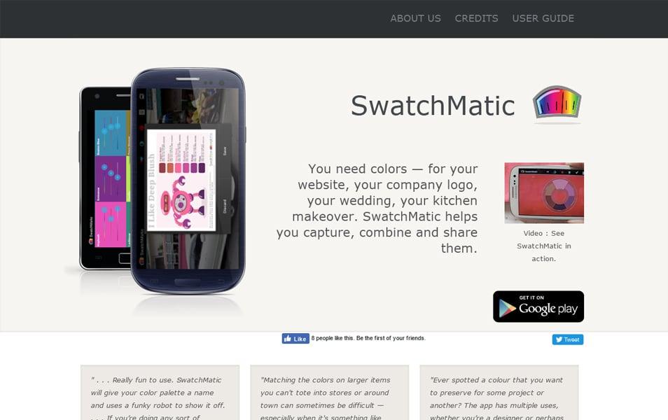 SwatchMatic