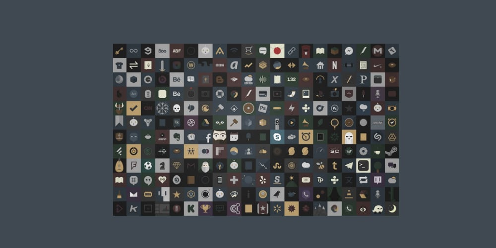 iOS Icons PSD