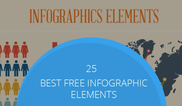 25 Best Free Infographic Elements