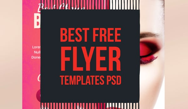 best free flyer templates psd  u00bb css author