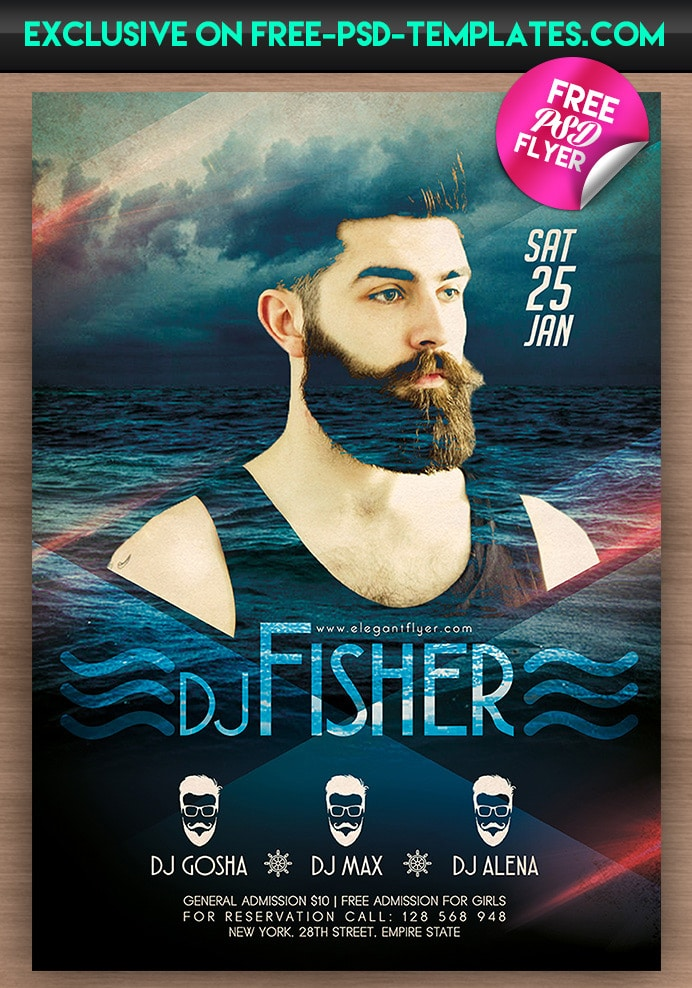 DJ Fisher