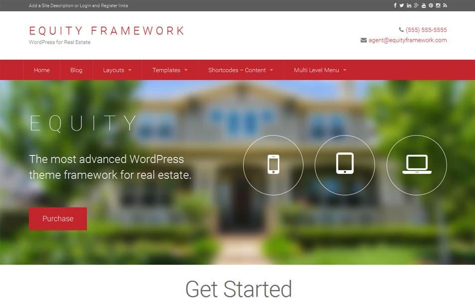 Equity Framework
