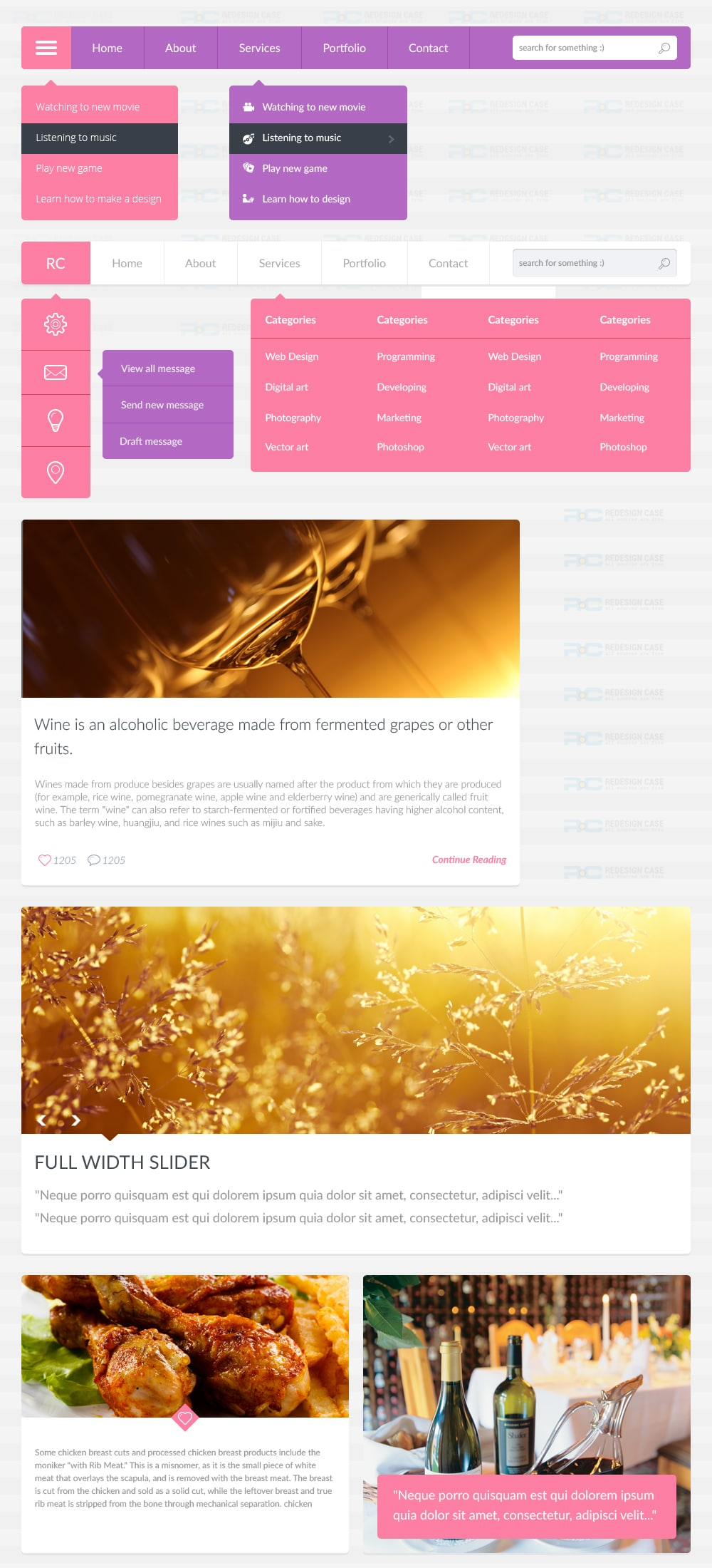 Flat-UI-PSD-for-Web