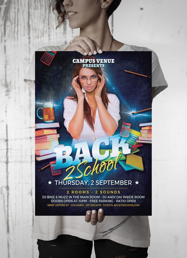 free-back-to-school-party-flyer-psd